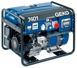 Бензиновые генераторы Geko по доступным ценам в Москве
