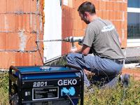 Агрегаты Geko: цены
